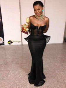 Afrima 2018: Daphne Best Female Artist In Central Africa – Ruula Blog