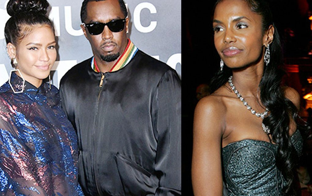 P Diddy Reunites With Ex Cassie After Investigations Open