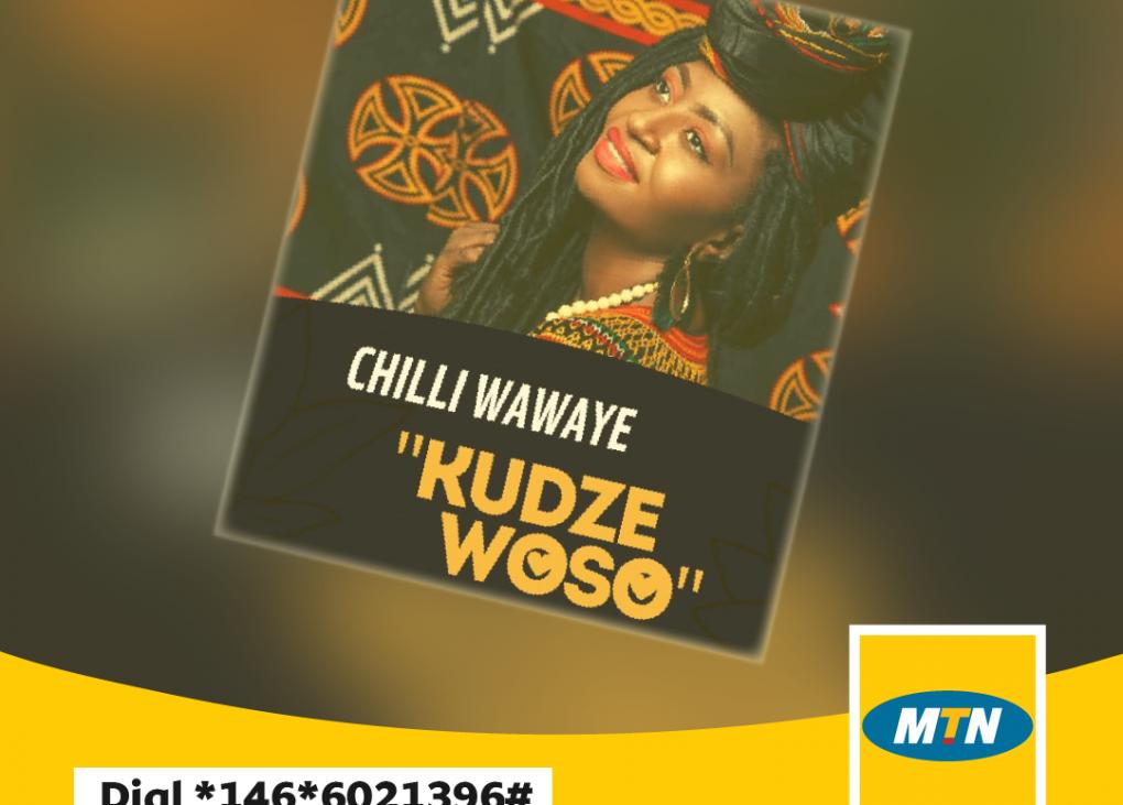 Kudze Woso by Chilli Wawaye. Download as your Ringback Tone